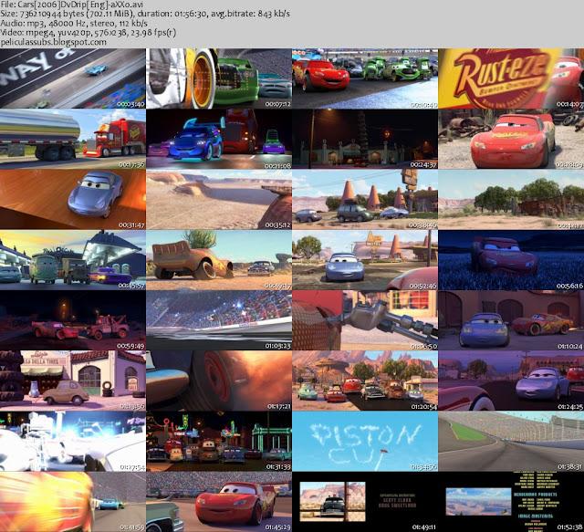 Watch Cars  Dvdrip
